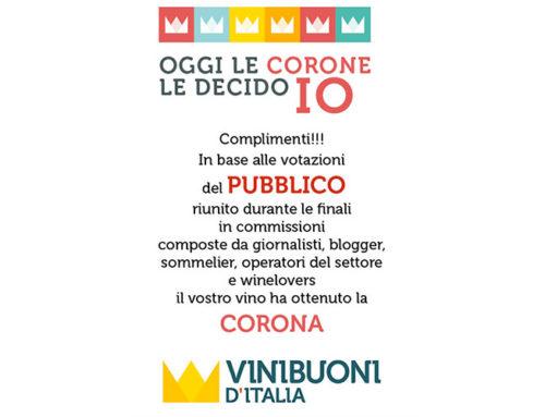 Il SELEZIONE di Francesco Vezzelli vince ancora la CORONA